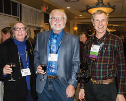 Debbie & Walt Boyson & Stuart Schneider