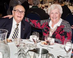 Russ Weidman & Carol Becket