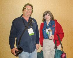 Tim Branscum & Teresa E. Holahan
