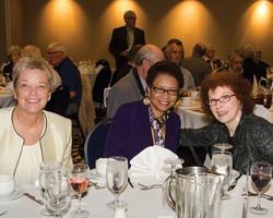 Wendy Allen, Edna Greene Medford , and Edith Holzer