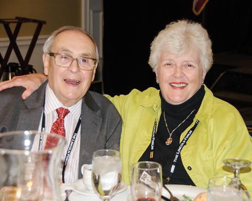 Russ Weidman & Carol Becker
