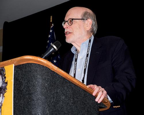 Presiding - Harold Holzer
