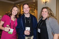 Lois MacMillian, Matt Lakemacher & Nancie Lindblom
