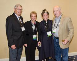 John Elliff, Wendy Allen, Elaine Henderson, and Robert S. Willard