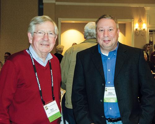 Bob Odell & Mike Conrad