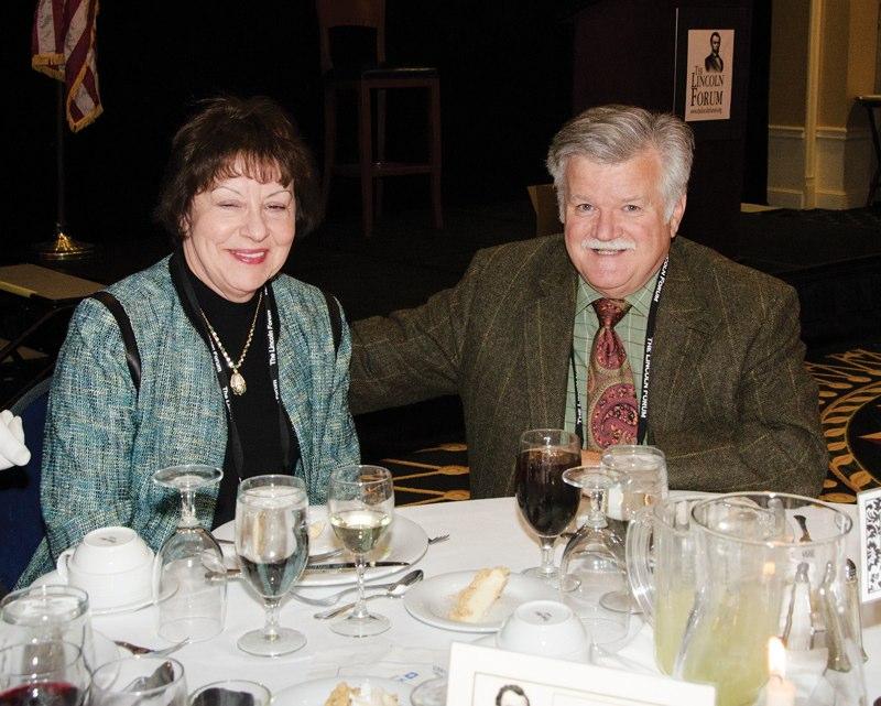 Sandra and William C. Jack Davis