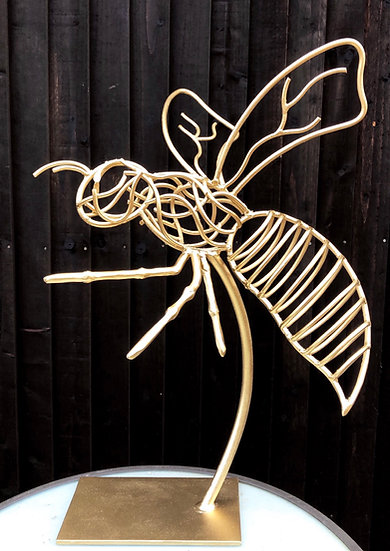 Wasps Sculpture