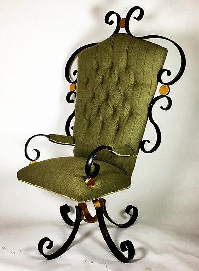 Executive Tweed Chair
