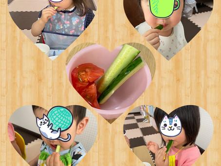 野菜たくさん!