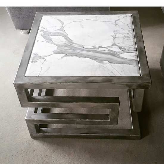 Lien Croix Side Table