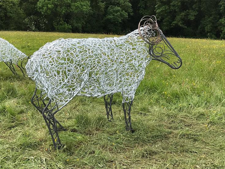 Ram Sculpture - Individual