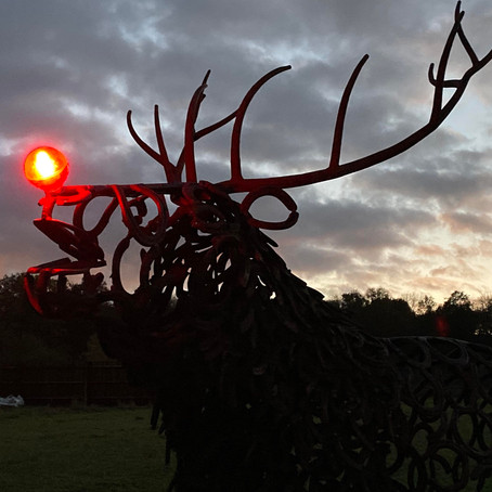 Give The Gift Of Sculpture This Christmas....