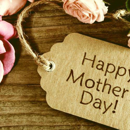 Mother's Day – Sunday 14th March 2021