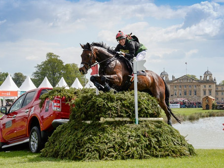 Our Sponsored British Eventer David Britnell Eventing in Buckinghamshire