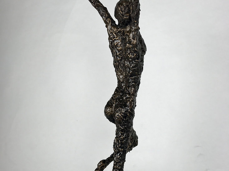 'Release' Bronze Sculpture