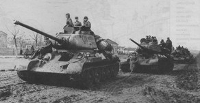 The Death And Rebirth Of Soviet Mechanized Forces