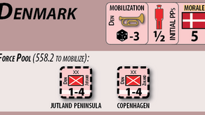 Operation WESERÜBUNG 1: Denmark