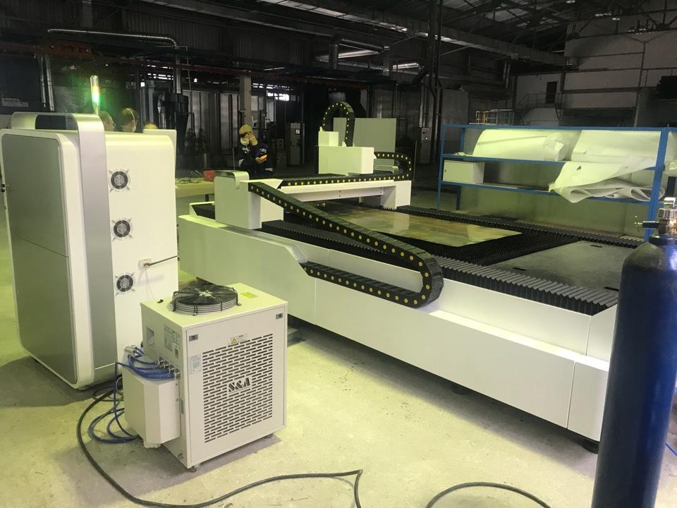 Лазерный станок Bodor