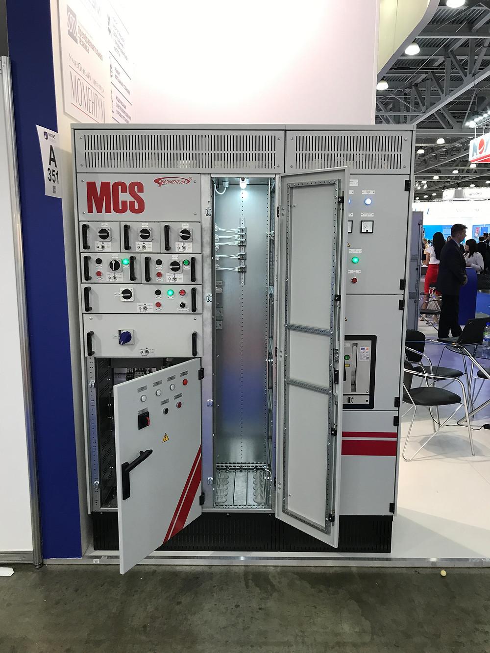 MCS шкаф ввода и распределения