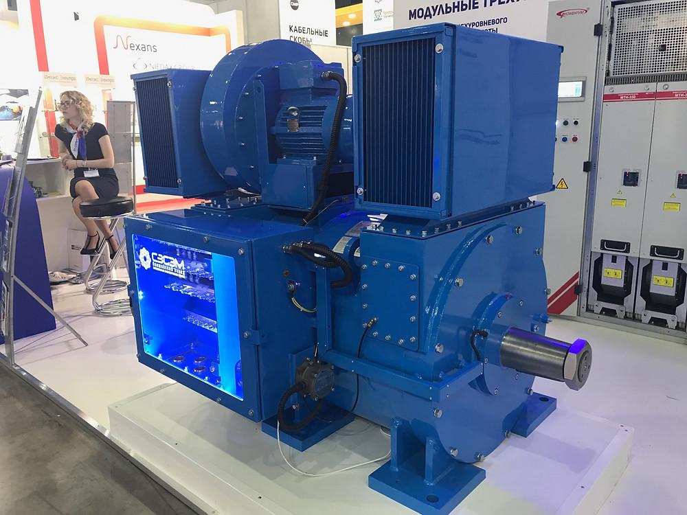 электродвигатель для буровых установок D423