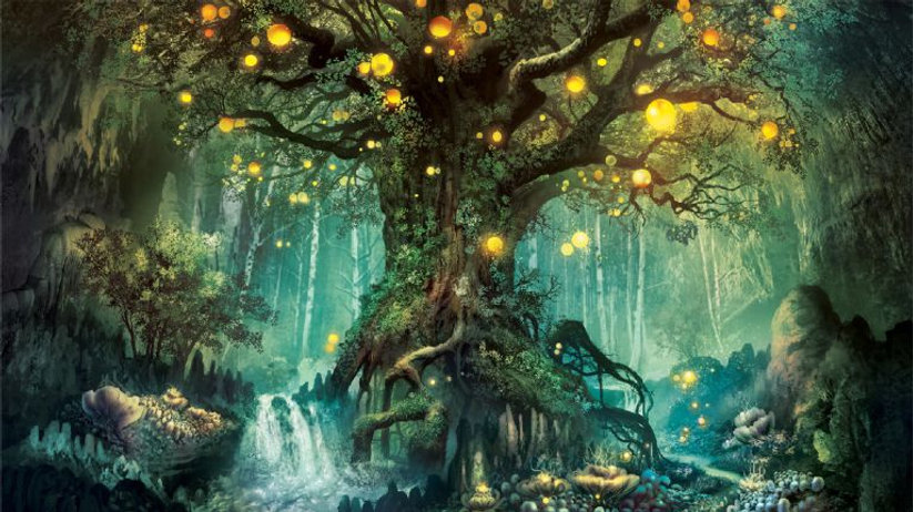 floresta encantada verde.jpg