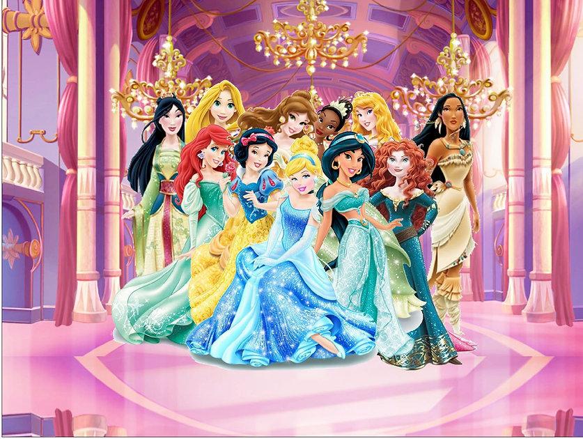 princesas disney castelo rosa.jpg
