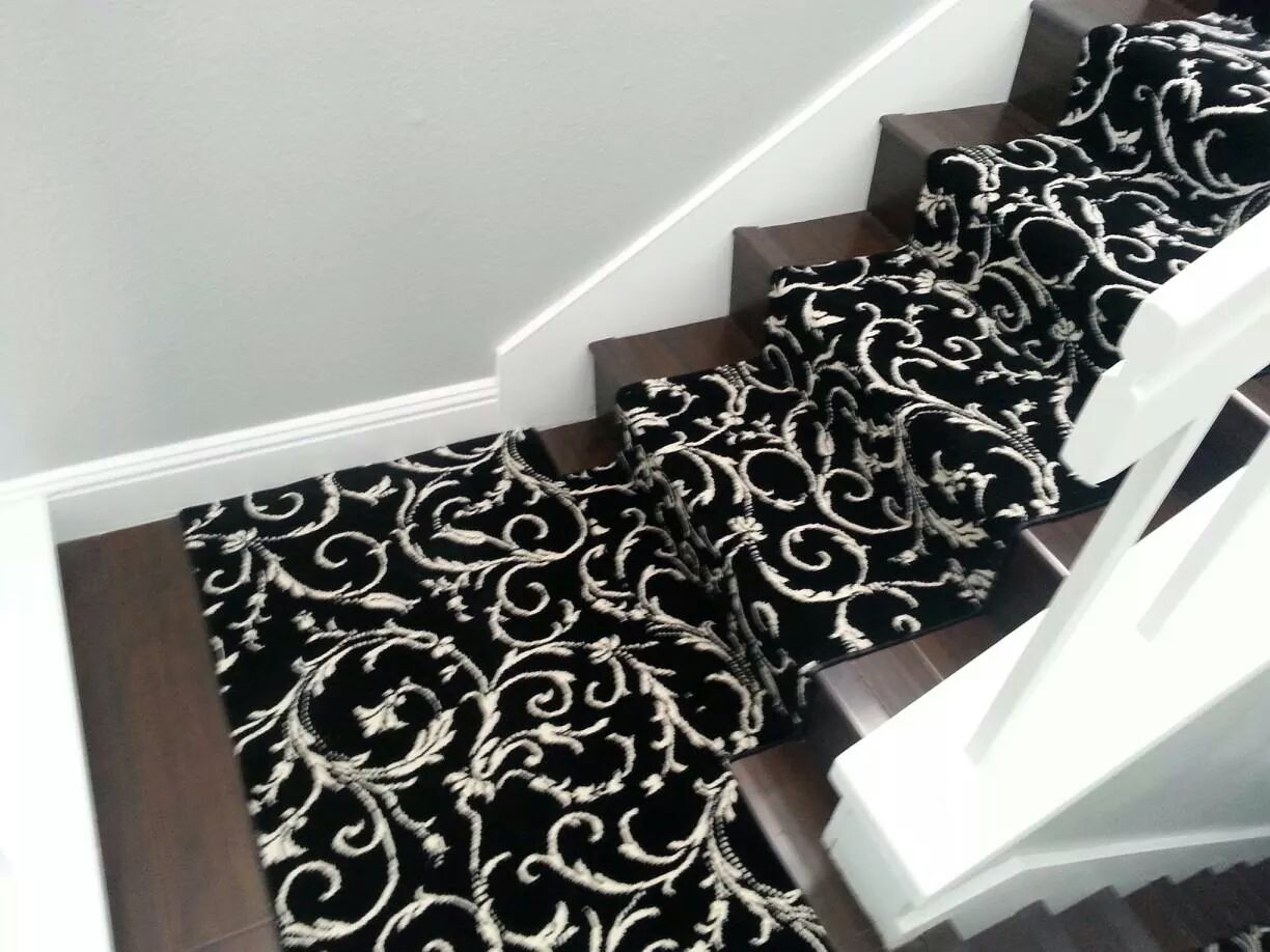 covering  stairs