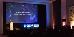 PRIMER, Stage & Experience Design