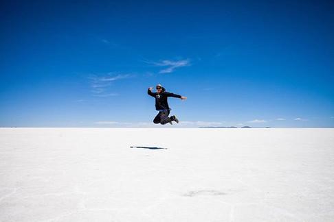 Salar de Uyuni (Salt Flats in Uyuni)
