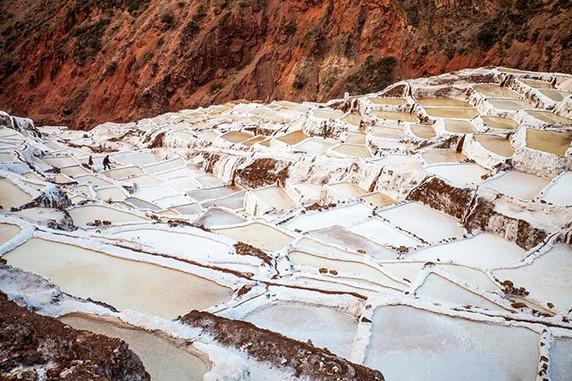 The Maras Salt Mines