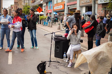 Music on the Streets