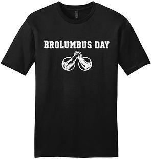BroLumbus Day - DT6000 Black - 2.jpg