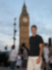 Hawkeye at London's Big Ben