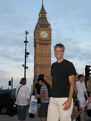 Hawkeye at London's Big Ben