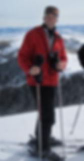 Hawkeye Skiing at Park City, Utah