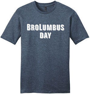 BroLumbus Day - DT6000 HthNavy - 1.jpg