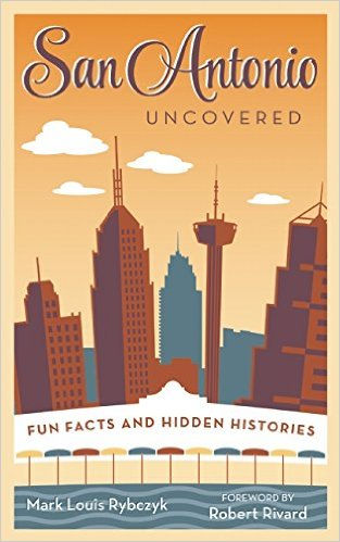San Antonio Uncovered Cover