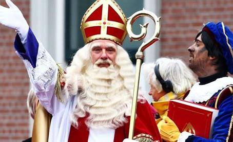Sinterklaas komt naar Start 65 !