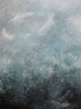 Schaduw van wolken