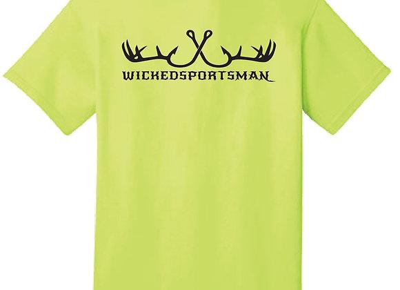 WICKEDSPORTSMAN-neon yellow Sport-Tek