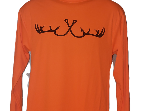 WICKEDSPORTSMAN  Sport Performance Long Sleeve Shirt