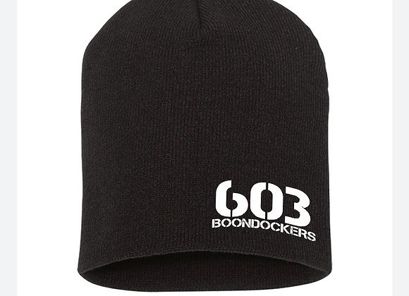 603 BOONDOCKERS 8inch Beanie