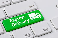 Express delivery by logistieker.com by t