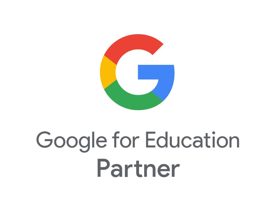 G Suite for Education Partner!
