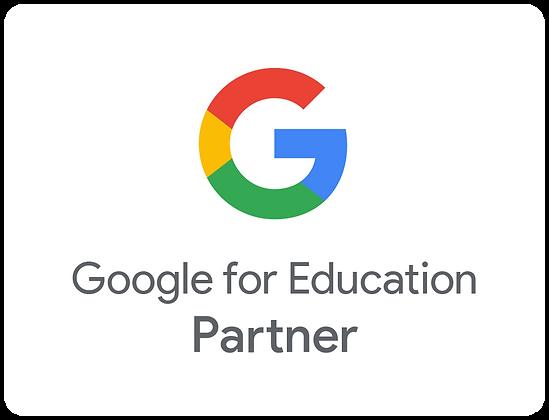 Google Cloud Partner Europe is Google for Education Partner