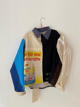 Sebastian Conrad, mailbox jacket, 2020