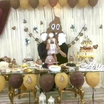Bahareh Khoshooee, Pampers Goodbye Party, 2020