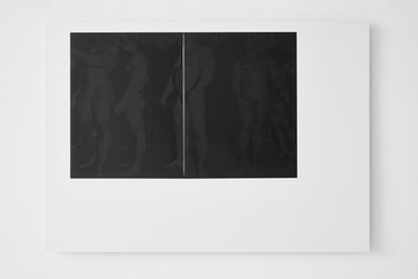 Willem Oorebeek: Iron Men BLACKOUT, 2014