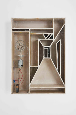 Anders Dickson: Bait (EM-pump #1), 2019