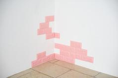 Kristina Lovaas Slipsway, 2017 Polyethane foam Size variable